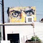 Wikimedia Commons/Street Art In San Diego. A Man's Worried Brow Painting On A Building by Paul Ensign, Creative Commons CCO 1.0 Universal Public Domain Dedication