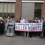 Teaser image at Flickr by Campaign to Stop Killer Robots