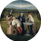 By Hieronymus Bosch (circa 1450–1516) - This file was derived fromCutting the Stone (Bosch).jpg:, Public Domain, https://commons.wikimedia.org/w/index.php?curid=26863723