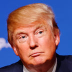 Donald Trump. Source: Wikipedia / Michael Vadon (Creative Commons license)