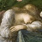 Painting by Edward Coley Burne-Jones via Wikimedia Commons