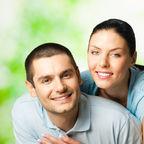 Happy Couple Pixabay Public Domain