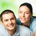 Pixabay public domain happy couple