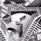 M.C. Escher/Creative Commons