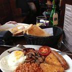 S.McQuillan/Full English Breakfast