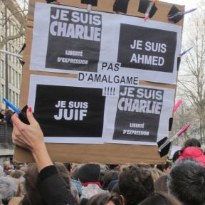 Why 'Je Suis Charlie'