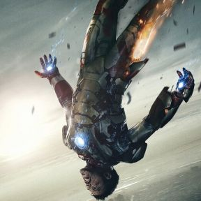 Iron Man 3 press image.