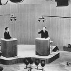 non verbal persuasion in nixon kennedy debate The kennedy-nixon debates ushered in a new relationship between the government and media, and an immediacy and connection between politicians and the general public kennedy's youth and style, his ease with the media, and his attractive wife jackie, all fed this transition in politics.