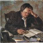 Painting by E.N.Chirikov/Public Domain