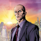 """LexLuthor1"" by Source (WP:NFCC#4). Licensed under Fair use via Wikipedia - https://en.wikipedia.org/wiki/File:LexLuthor1.png#/media/File:LexLuthor1.png"