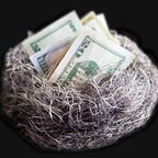 Nest egg of cash by American Advisors Group Flickr Licensed Under CC BY 2.0