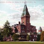 Picture credit: Norristown State Hospital Postcard, Wikimedia Commons, Smccphotog.