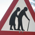 schnaars/Old People Crossing/flickr/CC BY-SA 2.0/photo cropped