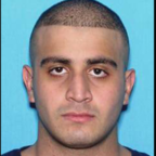 A driver's license photo of Mateen/Wikipedia