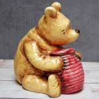 Pooh Bear Piggy Bank image on EBay
