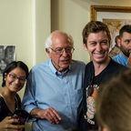 """Bernie Sanders for President""/Phil Roeder/CC 2.0"