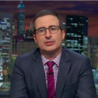 Screen shot from John Oliver YouTube video.