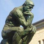 """""""ThinkingMan Rodin"""" by I, Satyakamk. Licensed under CC BY-SA 3.0 via Commons - https://commons.wikimedia.org/wiki/File:ThinkingMan_Rodin.jpg#/media/File:ThinkingMan_Rodin.jpg"""