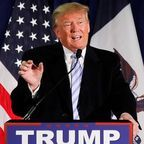 Trump in Ames 2 by Max Goldberg Flickr Licensed Under CC BY 2.0