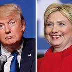"""Donald Trump and Hillary Clinton.""/BU Rob13/CC BY 4.0"