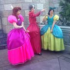 Source: Flickr, WDW Wicked Stepsisters and Wicked Stepmother by Amy