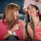 © Creatista | Dreamstime.com - Women Laugh In A Theater Photo