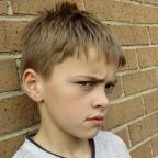 Pixabay public domain angry child