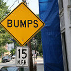 Bumps by Alan Turkus/Flickr Creative Commons/CC BY 2.0