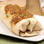© Rafer | Dreamstime.com - Fresh Mexican Burrito Photo