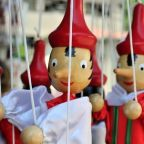 © Rossosiena | Dreamstime.com - Pinocchio Photo