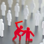 "© Virtualmage | Dreamstime.com - <a href=""http://www.dreamstime.com/stock-illustration-diffusion-responsibility-bystander-effect-illustration-crowd-witness-act-crime-doing-nothing-image47422863#res9815805"">Diffusion of responsibility, bystander effect illustration</a> Royalty Free"