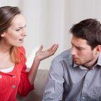 fighting couple shutterstock