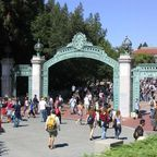 Sather Gate, Wikimedia Commons, Creative Commons 3.0