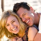 Pixabay happy couple public domain