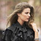 Leather fashion fashionista/Flickr