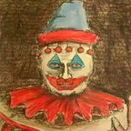 Joihn Wayne Gacy Artwork - Wikimedia Commons/Public Domain