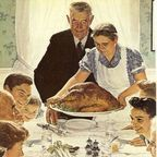 Norman Rockwell/Wikimedia Commons Public Domain