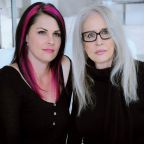 Anna Fox, Penelope Spheeris, Photo Credit: Suzanne Allison