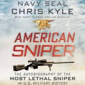 Book cover of An American Sniper