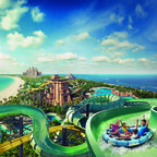 Atlantis, The Palm, Dubai/Aquaventure Waterpark, used with permission
