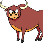 https://pixabay.com/en/bull-animal-mammal-domestic-farm-46367/