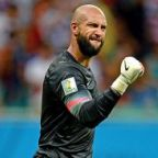 Tim Howard photo; Credit: People magazine