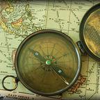 Compass Study, Calsidyrose, flickr