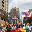 Photo of New York Gay Pride 2011 by Sascha Kargaltsev.  Source: Wikimedia Commons.