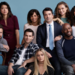 ABC's A Million Little Things stars Allison Miller as Maggie, James Roday as Gary, Grace Park as Katherine, David Giuntoli as Ed